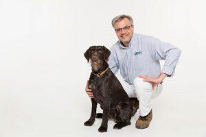 Mag.med.vet. Paolo d'Orazio, ihr Tierarzt für Kleintiere