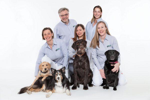 Tierarztpraxis d'Orazio - unser Team